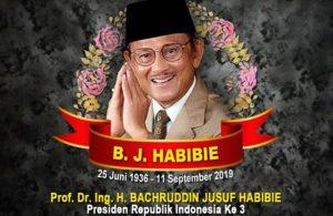 Prof. Dr. H B. J Habibie